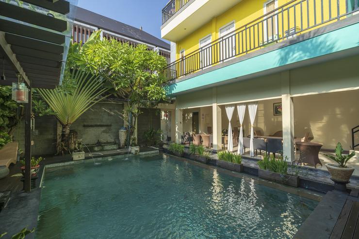 OYO 523 Dedy Beach Inn Bali - Pool