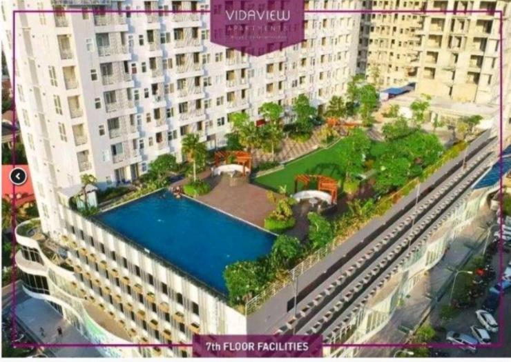 Vidaview Apartement 8Q By.Rannukarta Rent Makassar - Interior
