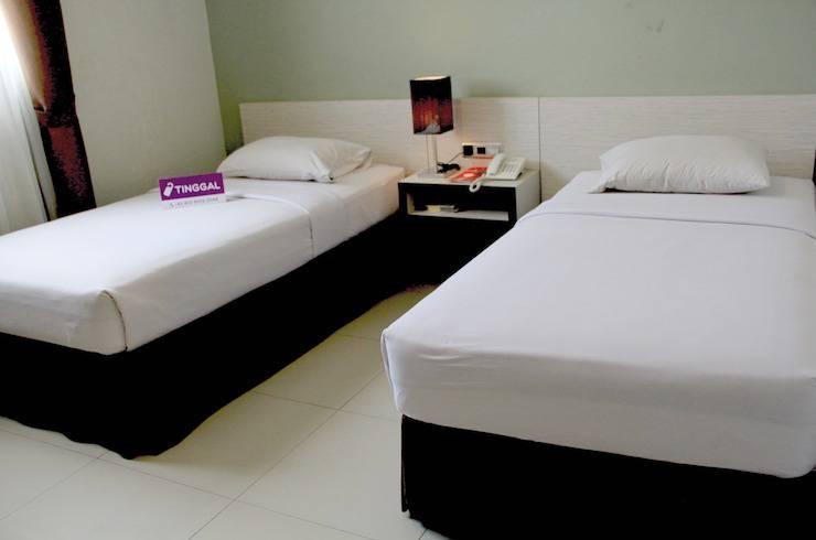 Tinggal Standard Zainal Arifin Jakarta - Kamar