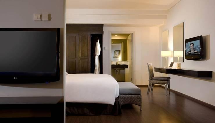 Hakaya Plaza Hotel Balikpapan - Deluxe Suite (25/Feb/2014)
