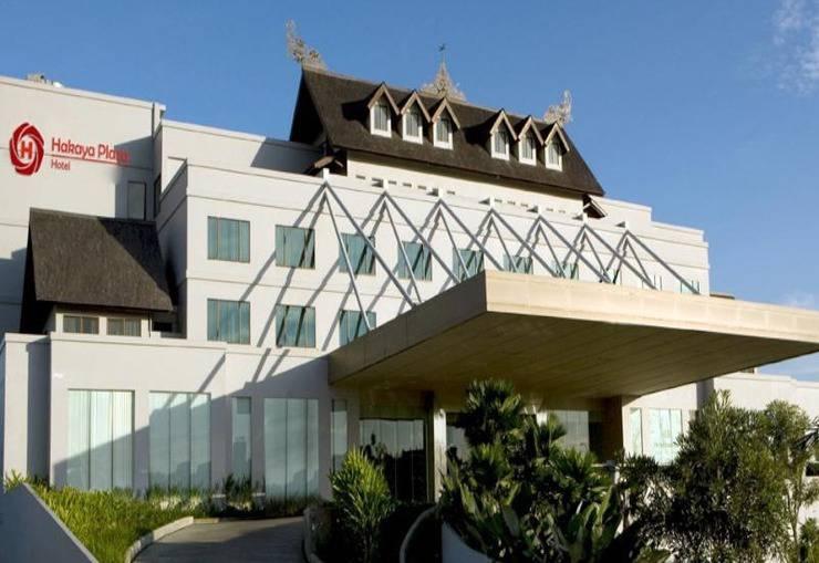 Hakaya Plaza Hotel Balikpapan - Exterior