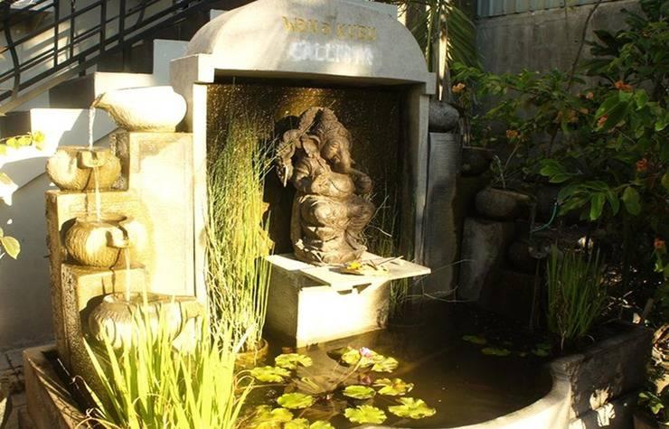 Wana Kubu Homestay Bali - Exterior