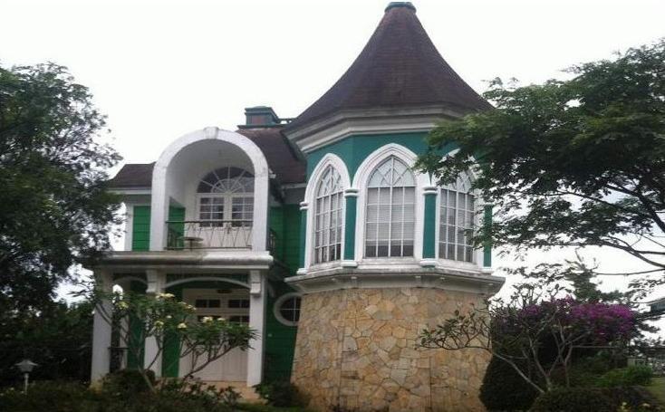 Villa Kota Bunga Lavender Cianjur - Exterior