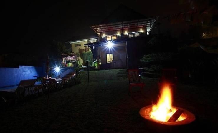 Villa Alessandra Lembang - Eksterior