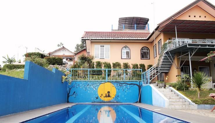 Villa Alessandra Lembang - Kolam Renang