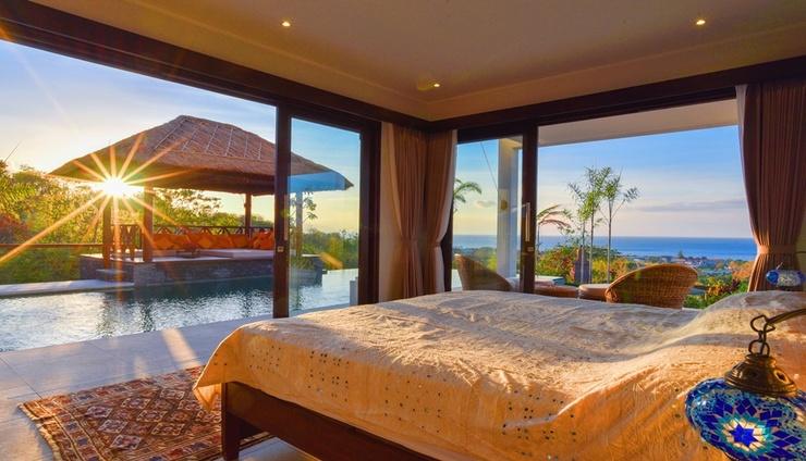 Villa Lakshmi Bali - Bedroom