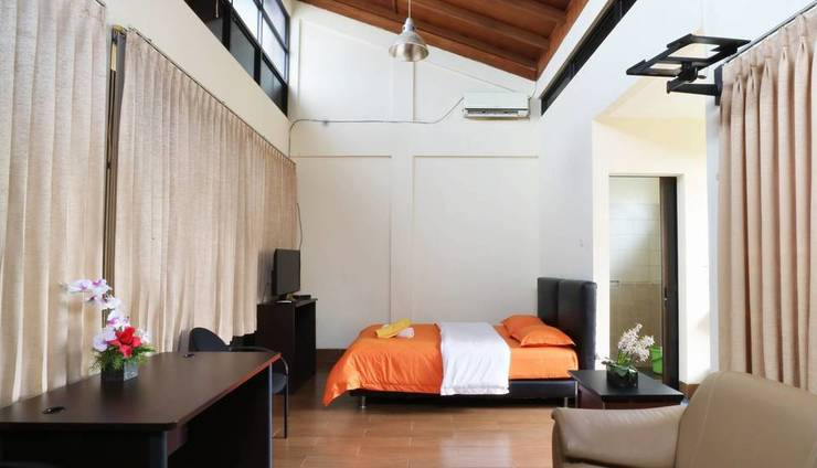 Fontana Residencia Tebet 1 Jakarta - Guestroom