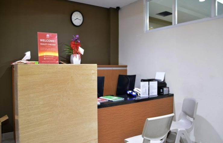 ZEN Rooms Residence 12 Cipete Jakarta - Reception