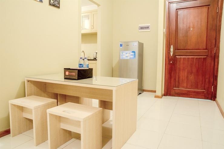 Grand Palace Kemayoran Apartment By Travelio Jakarta - Kitchen