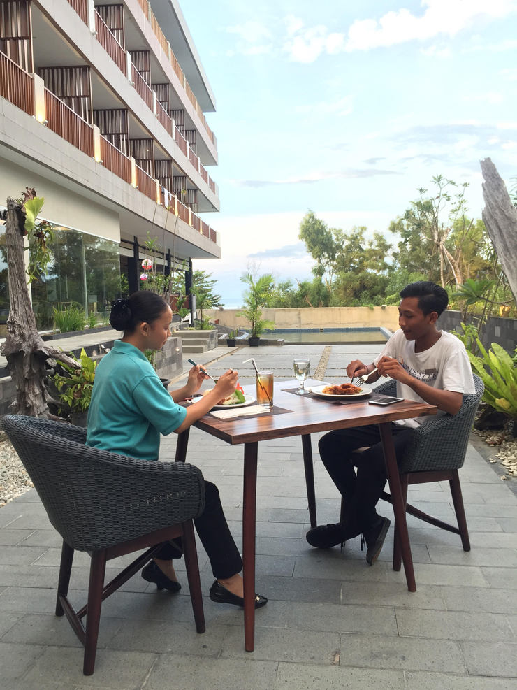 Quins Style Resort Belitung Belitung - facility