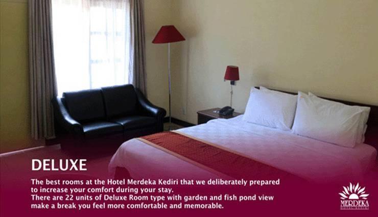 Hotel Merdeka  Kediri - Deluxe
