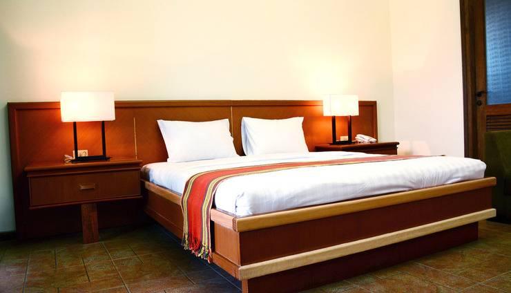 Villa Petra Ungaran Semarang - Guest room
