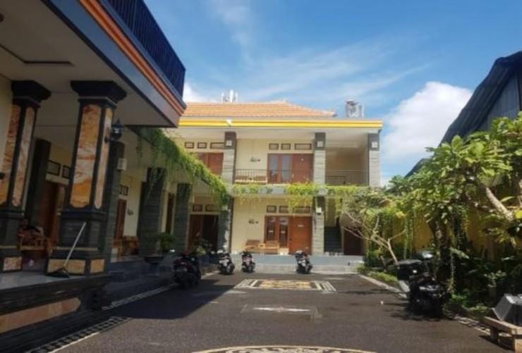 Kubu Alvian Bali - Exterior