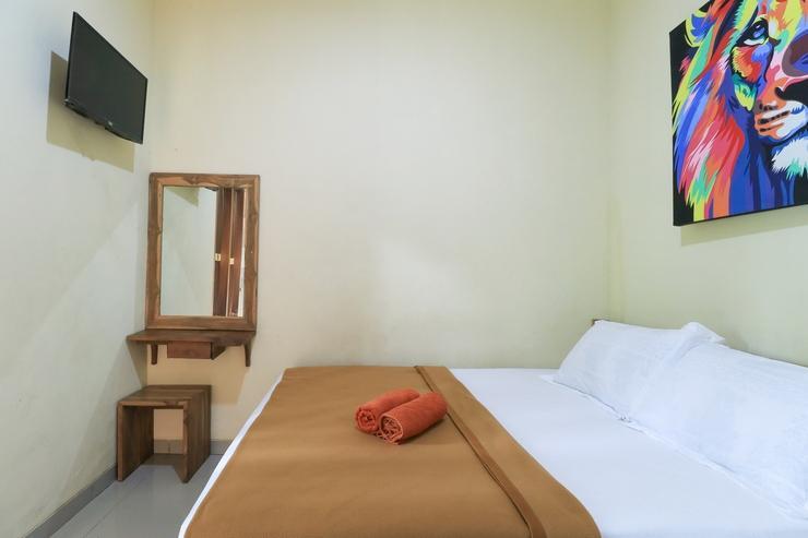 Kubu Alvian Bali - Bedroom