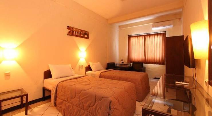 Hotel Augusta Surapati - Deluxe Twin