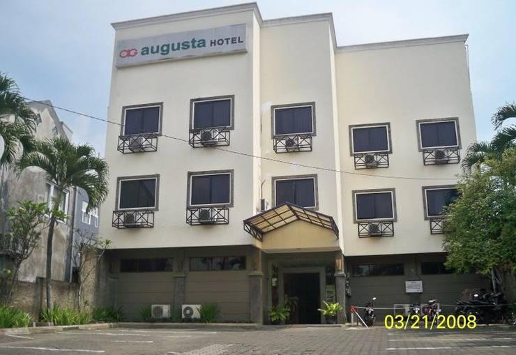 Hotel Augusta Surapati - Hotel Building