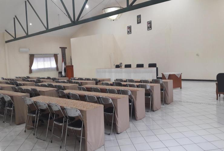 Hotel Augusta Surapati - Meeting room