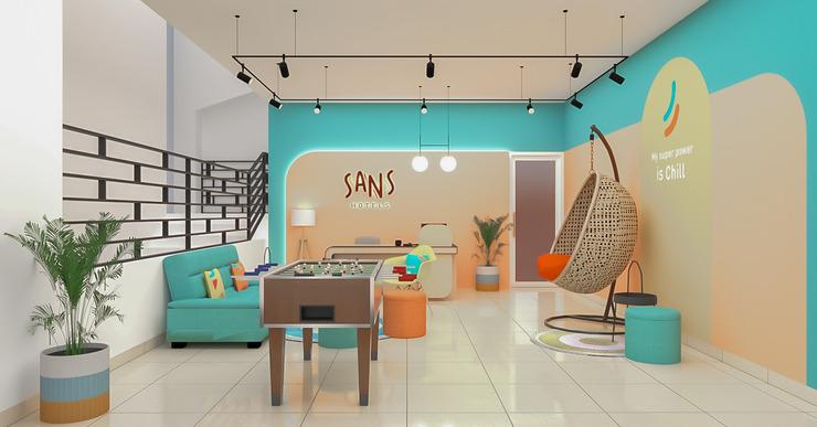 Sans Hotel Widarasari Cirebon Cirebon - Photo
