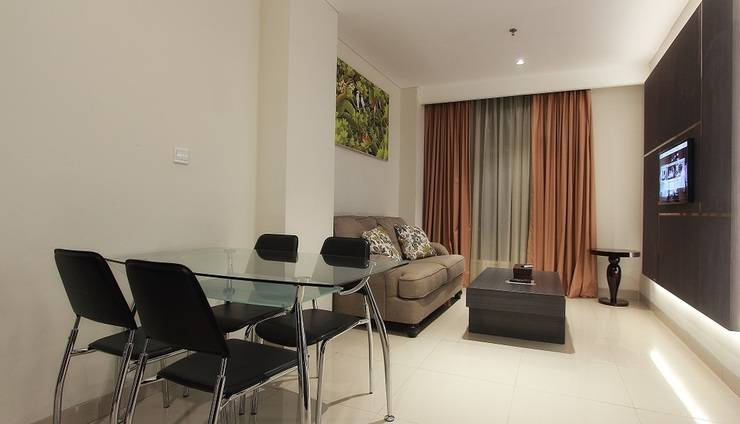 Hotel Grandia Bandung - Kamar Suite
