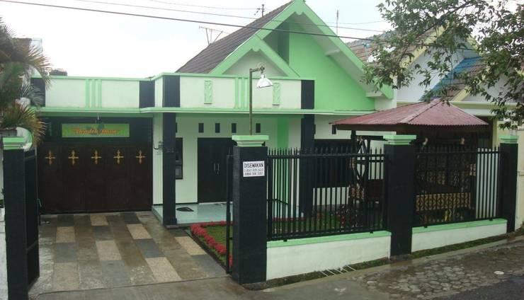 Villa Pondok Daun Malang - Tampilan Luar