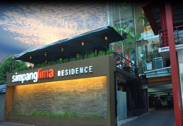 Simpang Lima Residence Semarang - Eksterior