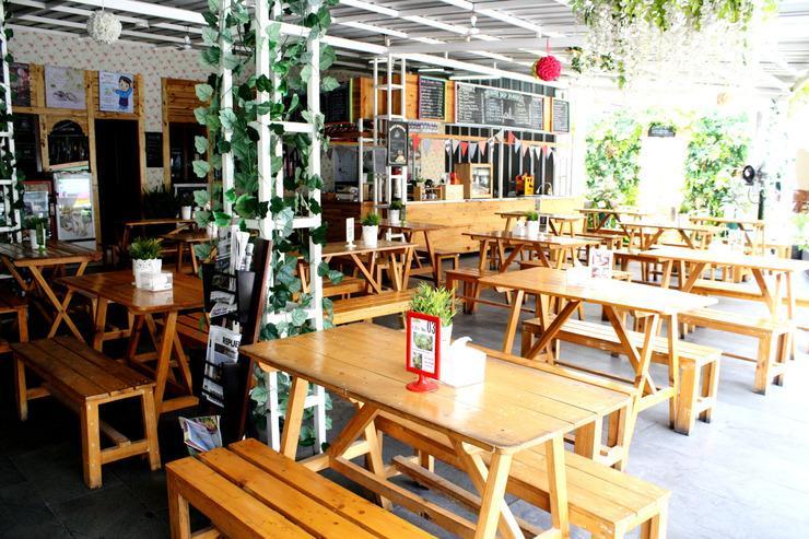 Hotel Lingga Bandung - resto