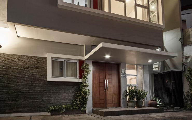 Bendungan Hilir Residence Jakarta - Exterior