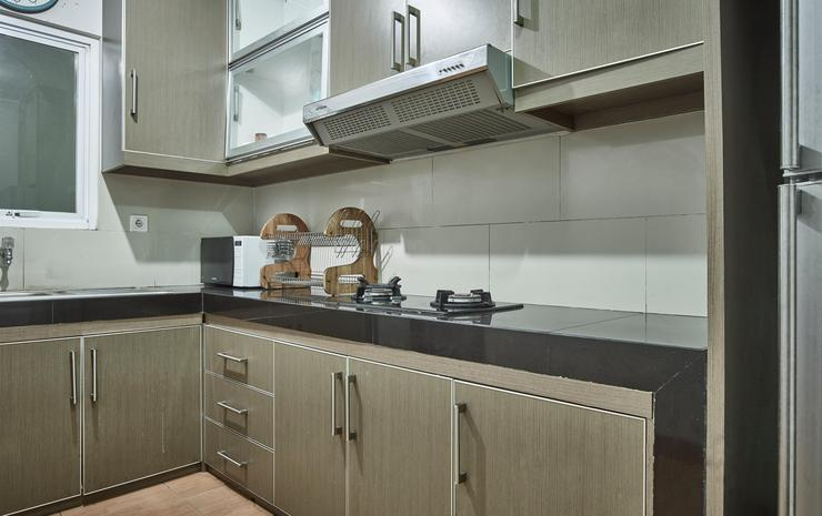 Bendungan Hilir Residence Jakarta - Kitchen