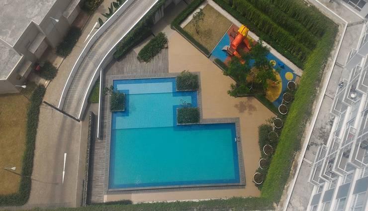 Pays Room Bintaro Plaza Residence Tangerang - Exterior
