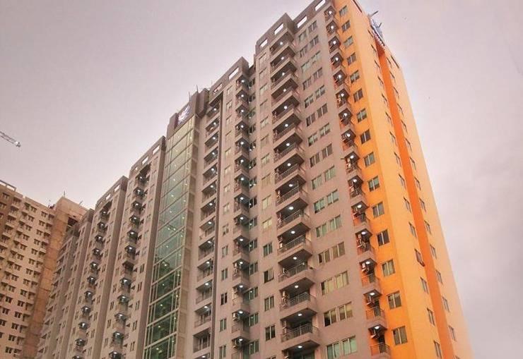 Galeri Ciumbuleuit Hotel Bandung - Hotel & Apartment Building