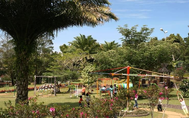 Sinabung Hills Resort Berastagi - Garden View