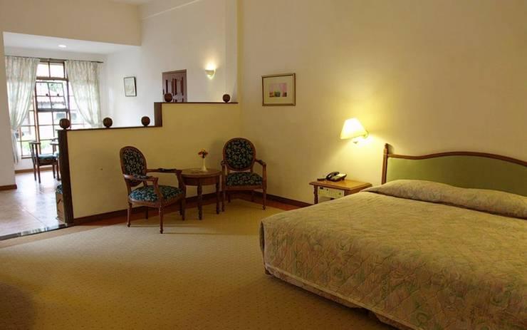 Sinabung Hills Resort Berastagi - Deluxe Cottage