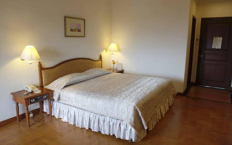 Sinabung Hills Resort Berastagi - Deluxe Room