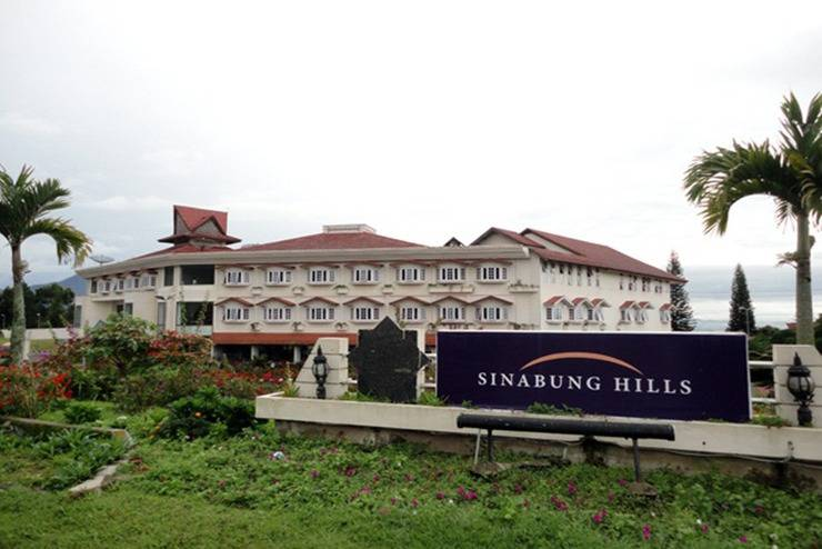 Sinabung Hills Resort Berastagi - Eksterior