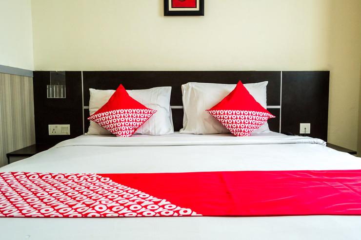 OYO 625 Hotel Golden Gate Batam - Bedroom
