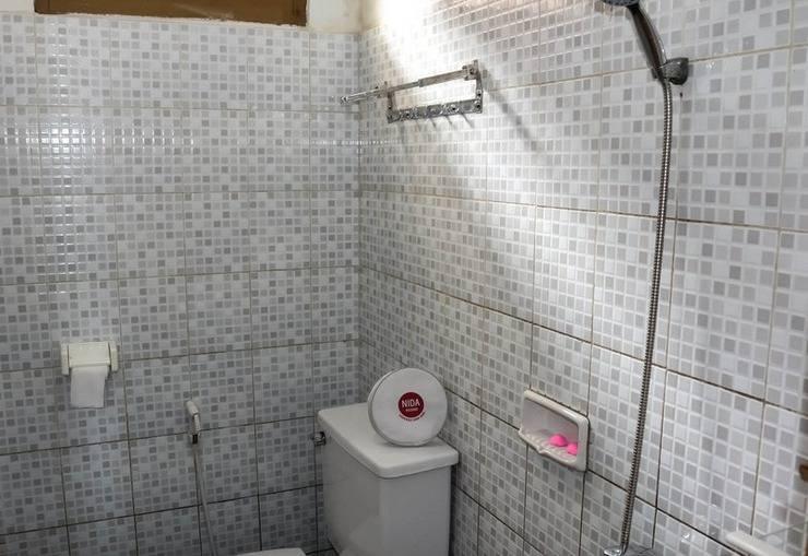 NIDA Rooms Maribaya 12 Lembang Bandung - Kamar mandi