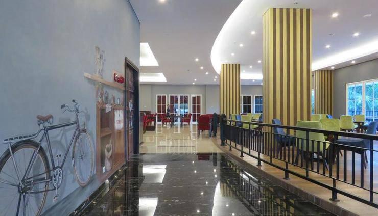 Prime Plaza Hotel Kualanamu - Medan Deli Serdang - Corridor