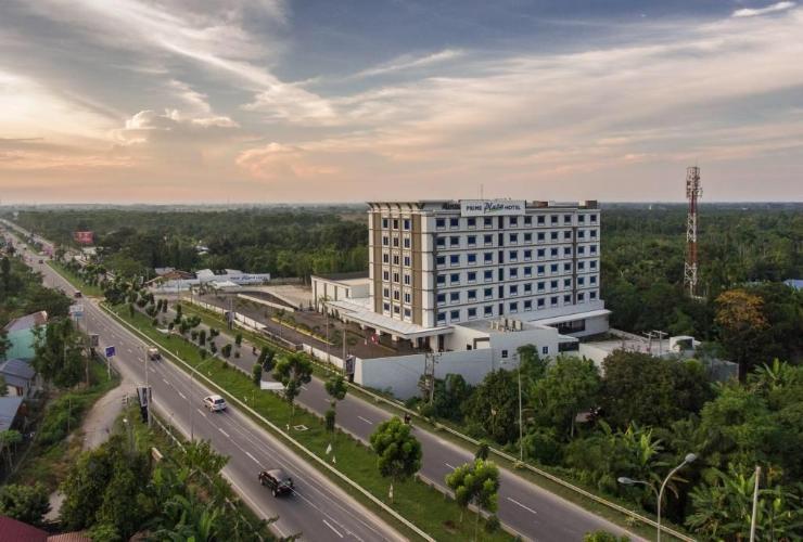 Prime Plaza Hotel Kualanamu Deli Serdang - Bangunan Hotel