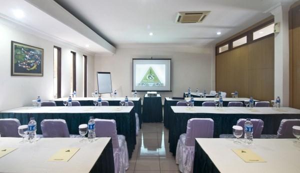 Griya Sentana Hotel Yogyakarta - Ruang pertemuan untuk 25 pax kapasitas