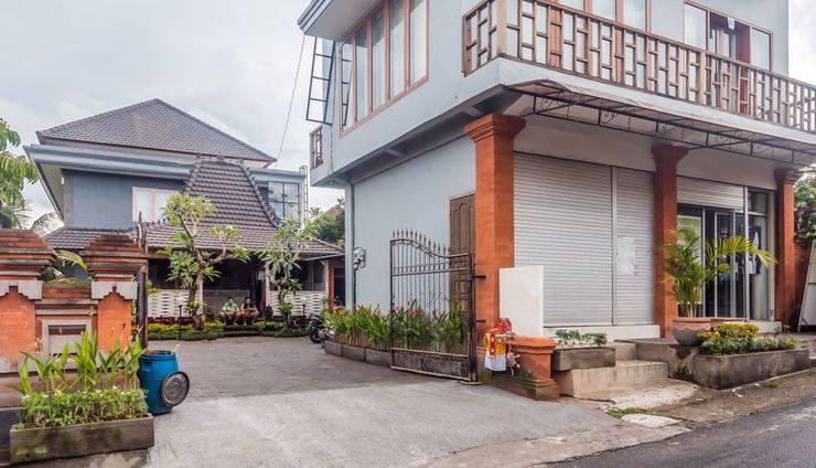 ZenRooms Ubud Jembawan - Tampak luar