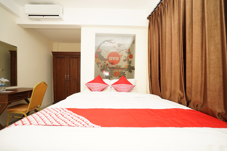 OYO 781 erga family residence Surabaya - Bedroom