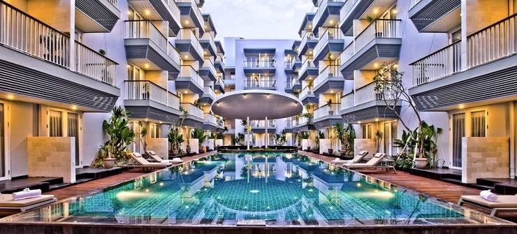 Eden Hotel Bali - Kolam Renang