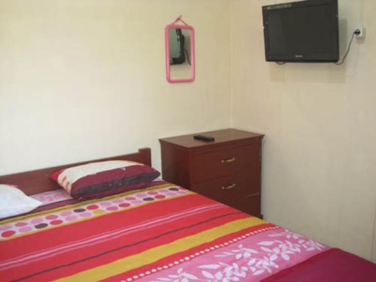 House 24 Yogyakarta Yogyakarta - bedroom