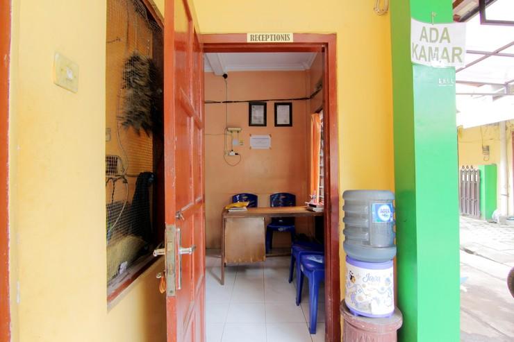 House 24 Yogyakarta Yogyakarta - Reception