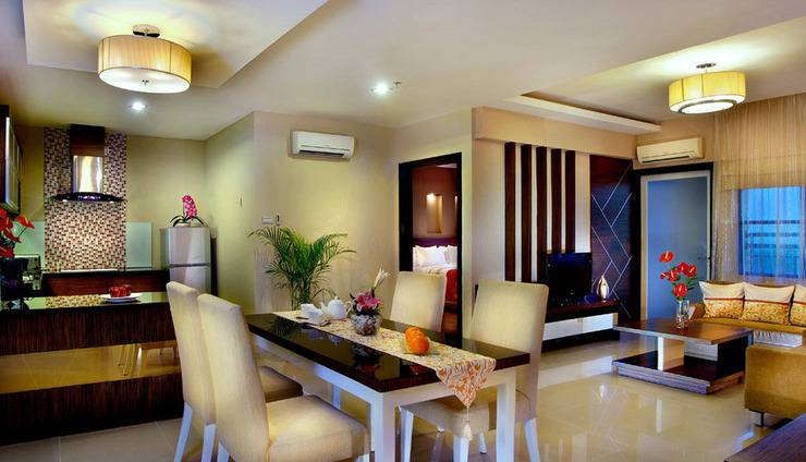 Grand Aston City Hall Medan - 1 Bedroom Apartment