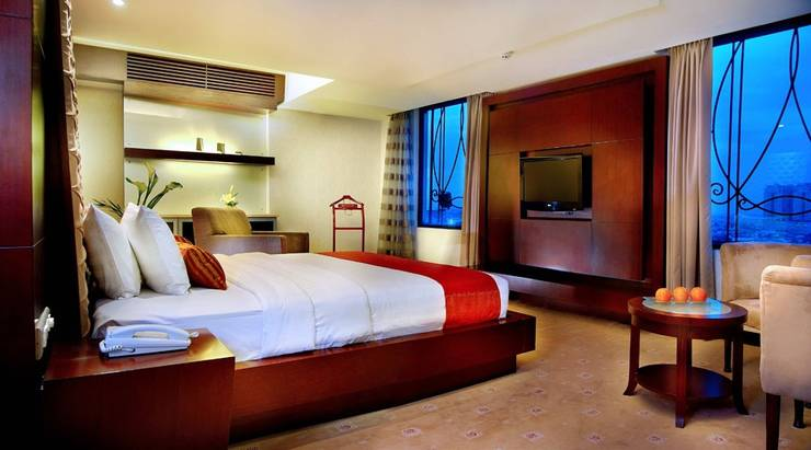 Grand Aston City Hall Medan - Kamar Tamu