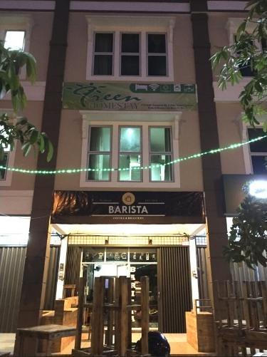 D'green Homestay Tanjung Pinang - Facade