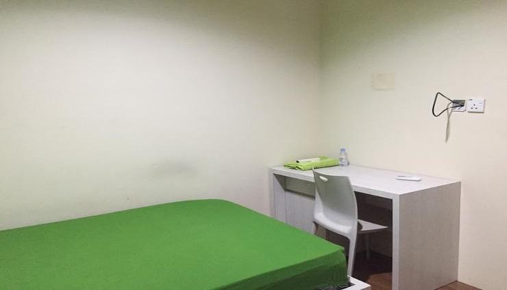 D'green Homestay Tanjung Pinang - Bedroom