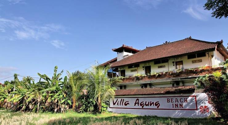 Villa Agung Beach Inn Bali - (28/Apr/2014)