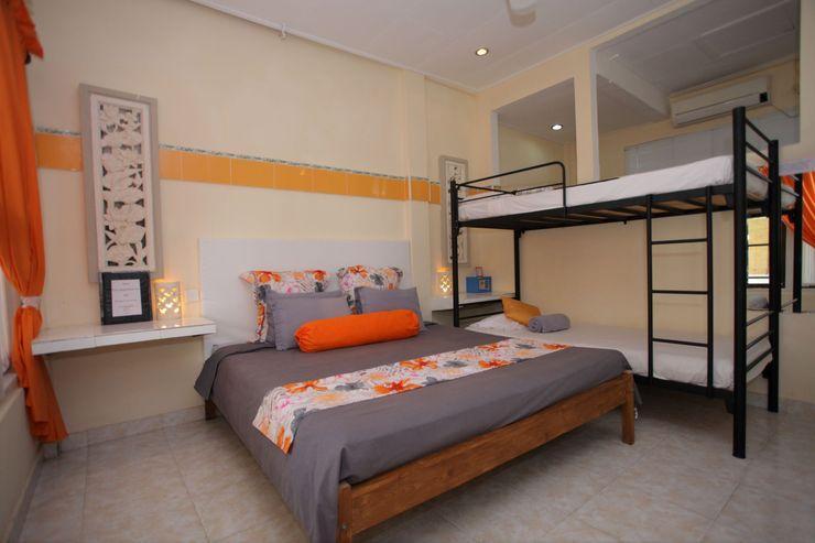 Villa Agung Beach Inn Bali - Basic Family Room